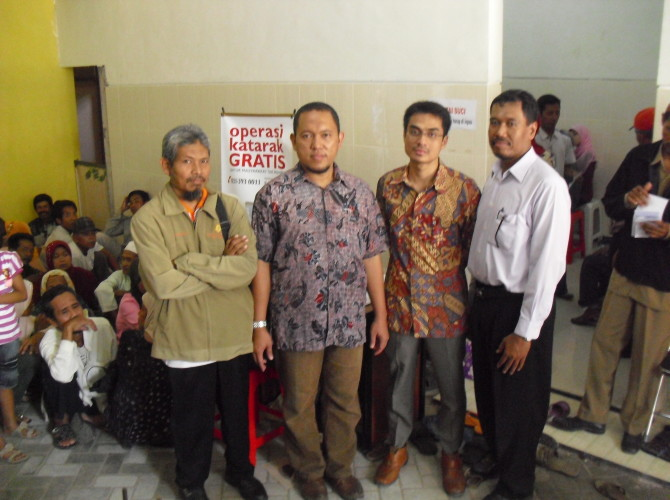 Screening, RS Gotong Royong Babat Lamongan