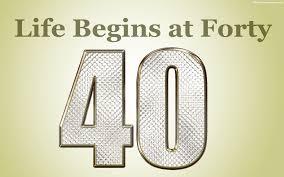 Life Begins at Forty, Ada Apa dengan Usia 40 Tahun?