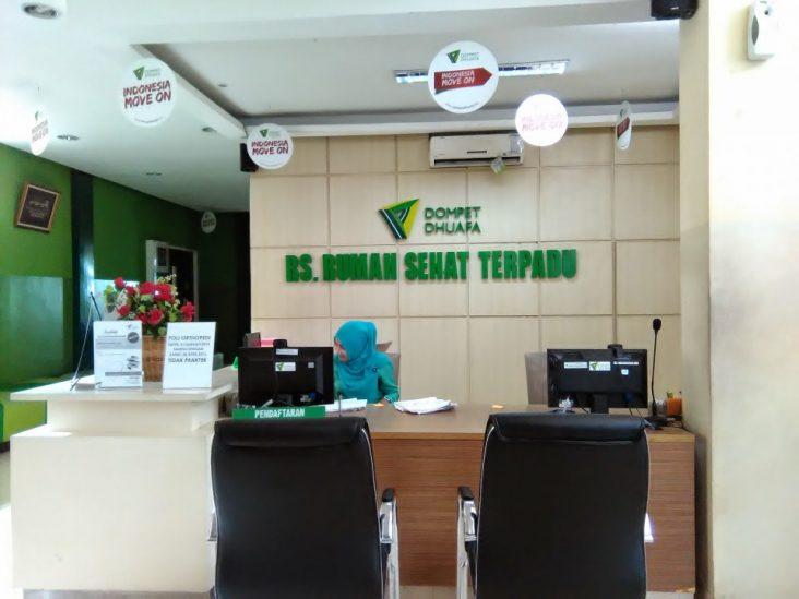 Dompet Dhuafa Bangun Rumah Sakit Khusus Mata di Serang