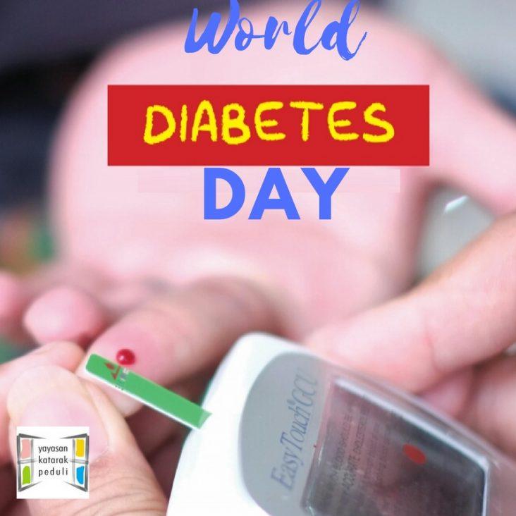 Sejarah Hari Diabetes Sedunia